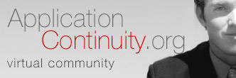Application Continuity Virtual Community